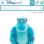Large cuddly sully from £25