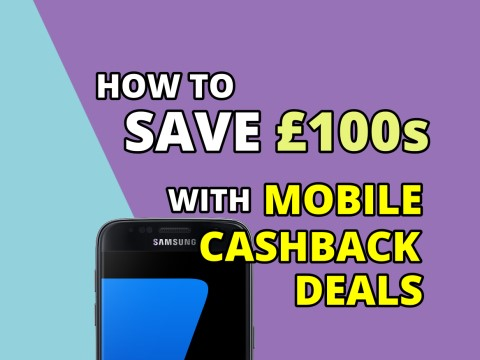 Save £100s on your mobile - how do cashback deals work?