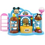 Disney Tsum Tsum Squishy Figure Playset