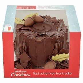 Red Velvet Cake Waitrose Christmas