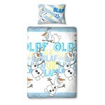 Doc McStuffins/Frozen Olaf Single Duvet Set
