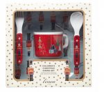 Linear Nutcracker Kids Dining set @ House of Fraser Free collection instore