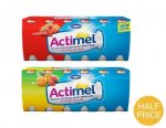 Actimel 12 pack with CheckoutSmart Cashback