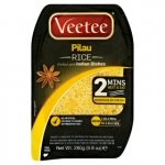 Veetee dine in rice 75p at asda on checkout smart & click snap app