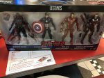 Disney Store Legend series Captain America Action figures £89.99