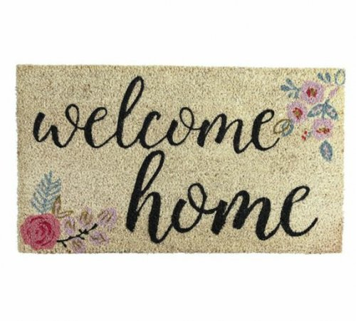 home welcome home doormat 2 others argos. Black Bedroom Furniture Sets. Home Design Ideas