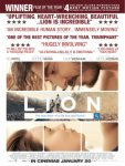 SFF: LION - new tickets 17-01-2017