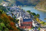 4 night German Rhine road trip each inc flights, hotels and car hire