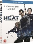 Pre-Order Heat Remastered 2-Disc Definitive Edition Blu-ray £6 in x5 / £8.99 on its own / £10.99 incl del @ Hmv C&C / free delivery over £10