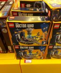 Lego Doctor Who set (21304)