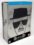 Breaking Bad - Complete Series Collector's Edition Tin [Blu-ray+UV Copy] (Includes S1 DVD)