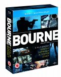 The Bourne Collection [Blu-ray+HD UltraViolet]
