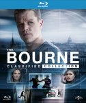 The Bourne Classified Collection (Digibook) [Blu-ray] @ Hmv (£11.99 online incl del / free Click Collect / free delivery over £10)