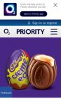 Free Easter treat - Pick up a Cadbury's Crème Egg - WHSmith
