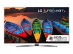 "LG Electronics 49UH770V 49"" HDR Super Ultra HD (2160p) WebOs 4K TV @ BT Shop £557.98"