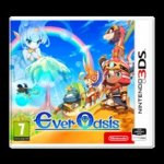 3DS Ever Oasis Pre-Order