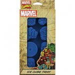 Marvel Ice Cube Tray with code C&C @ The Works (Unicorn Heat Changing Mug £3.20)