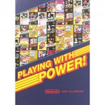 Playing With Power Nintendo - Nes Classics Hardback Book C&C (with code)