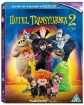 Hotel Transylvania 2 (3D BluRay Edition + BluRay + UltraViolet Copy) (with code)