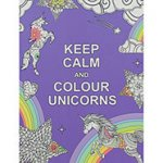 Keep Calm and Colour Unicorns £1.60 / Unicorn Pop Tape (7.5M + Other Themes) 80p with code C&C