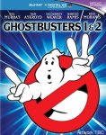 Blu Ray Ghostbusters/Ghostbusters 2 with UltraViolet Copy