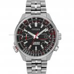 Citizen Men's World Perpetual AT Red Arrows Limited Edition Titanium Eco-Drive Watch