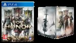 For Honor PS4 Game (with Steelbook)