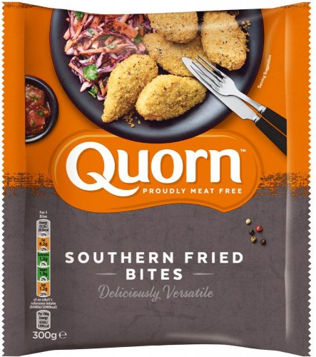 Quorn Meat Free Southern Fried Bites (300g)