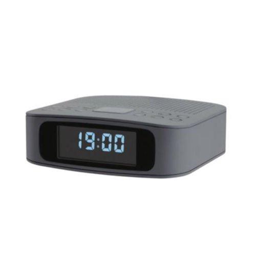 dab fm clock radio alarm 10 preset dab receiver refurbished tesco ebay outlet via 12. Black Bedroom Furniture Sets. Home Design Ideas