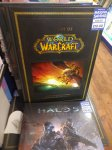 Art of World of Warcraft and Art of Halo 5