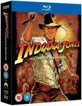 Indiana Jones: The Complete Collection (Blu-Ray) £10.80 / Jaws 2*Jaws 3*Jaws: The Revenge (Blu-Ray Box Set) £9