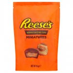 Reese's Peanut Butter Cups Miniatures 90g at Tesco 50p for 2 Packs after £1.50 Cashback