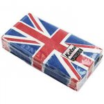 Union Jack Pocket Tissues Pack