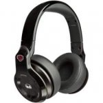 HMV Monster Pulse Headphones Control Talk-Black