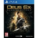 Deus Ex Mankind Divided (PS4)