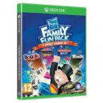 Hasbro Family Fun Pack (Monopoly, Boggle, Trivial Pursuit and Risk) Xbox One Game @ 365GAMES