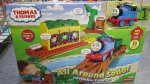 My First Thomas All Around Sodor Interactive Train Set