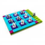 Free Lego Friends Noughts and Crosses Game with any Lego Friends purchase