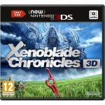 Xenoblade Chronicles 3D in Toys R Us - Nintendo 'new' 3DS