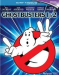 Ghostbusters/Ghostbusters 2 (with UltraViolet Copy) [Blu-ray]