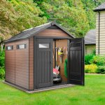 Keter Fusion 759 Shed (2.3m x 2.9m) £849.99 @ Costco