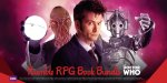 Doctor Who Humble RPG Book Bundle