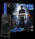 Sony XA1 + PS4 + Uncharted 4 from £18 pm with Virgin Mobile 24 x 18 =