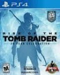 Rise of the Tomb Raider (PS4) - New £19.99 or Used
