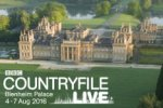 Free tickets to BBC Countryfile Live at Blenheim Palace, Oxfordshire, 3-6 August on O2 Priority