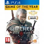 The Witcher 3: Wild Hunt - Game of the Year Edition for PS4