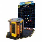 "BANDAI NAMCO World's Largest PAC-MAN Arcade Machine with 108"" Screen £15999.99"