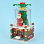 Christmas in July! Santa never sleeps! Get your free Lego Snowglobe on all orders of or above. Limited-time offer