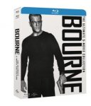 Bourne: The Ultimate 5-movie Collection [Blu Ray] + Digital copy