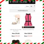 Christmas Sale @ River Island many items -> Lots of women's Christmas outfits